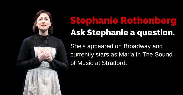 Stratford Festival, Stephanie Rothenberg, sound of music