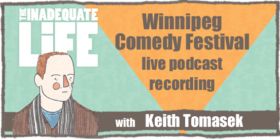 Winnipeg Comedy Festival podcast, Ashley Moffatt, Dan Taylor, Adam Schwartz, Meghan Riley