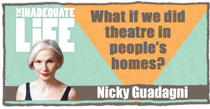 Nicky Guadagni, podcast, interview, hooked